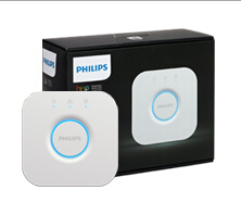 Bridge For Philies Hue 2.0 wireless Control  bulbs With Connector for Apple iPhone Android Smart Phones